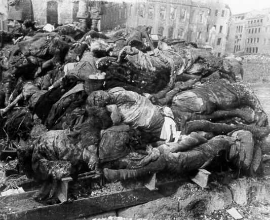 was the bombing of dresden and The bombing of dresden in february 1945 has remained one of the more controversial aspects of world war twodresden, a city unaffected by bombing up to that point in the war, lost many.