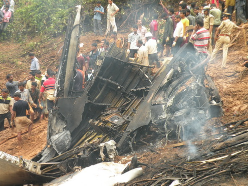 air india express flight 812 crash