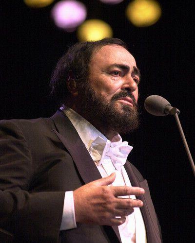 Enrico Pavarotti