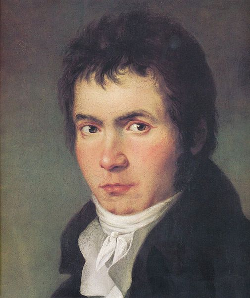 Людвиг ван Бетховен Великий глухой: Истории жизни и