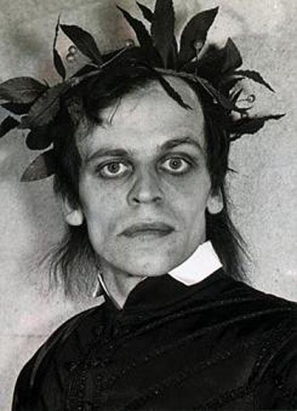 Klaus Kinski Kinski Jesus Christus Erlöser