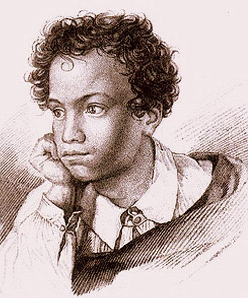 Russian Writer Aleksandr Pushkin 120