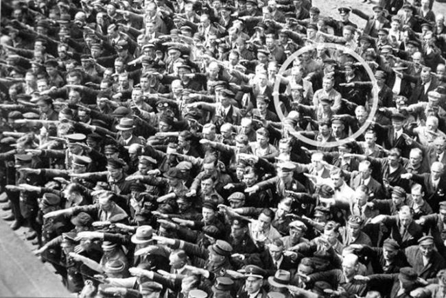 Image result for august landmesser