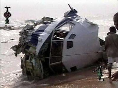 Crash Utage Flight 141