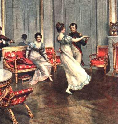 знакомство наполеона и жозефины