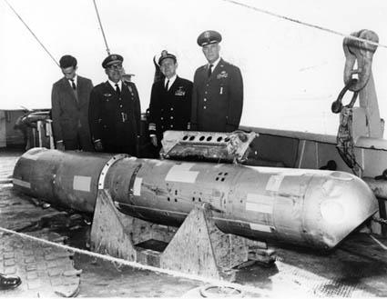 17.01.1966: Авиакатастрофа над Паломаресом