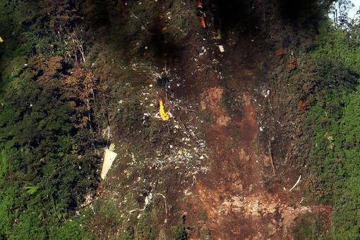 2012 Mount Salak Sukhoi Superjet crash