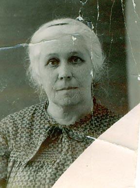 Анна Константиновна Важенцева в дев. Суслова Anna-Vazhenceva