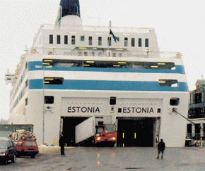 Disaster Ms Estonia