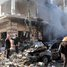 Russian / Syrian government strikes kill 82 in eastern Syria
