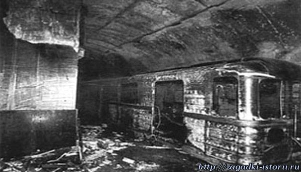 Трагедия метро в Баку - крупнейший инцидент по числу погибших