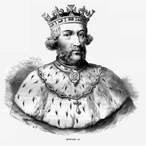Эдуард II. Изображение с сайта timenote.info