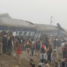 Kanpur train accident: more than 100 feraed dead, more than 200 wounded