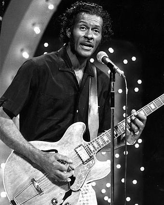 chuck berry essay Why is chuck berry often considered the most important of the early rock and rollers.
