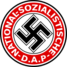 German National Socialist Workers' Party (NSDAP) polled 43.9% of votes. It was the final German democratic election before his one party dictatorship