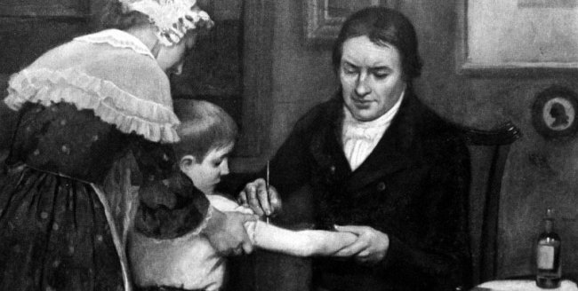 Edward Jenner became the first British doctor to carry out a successful vaccination against smallpox.